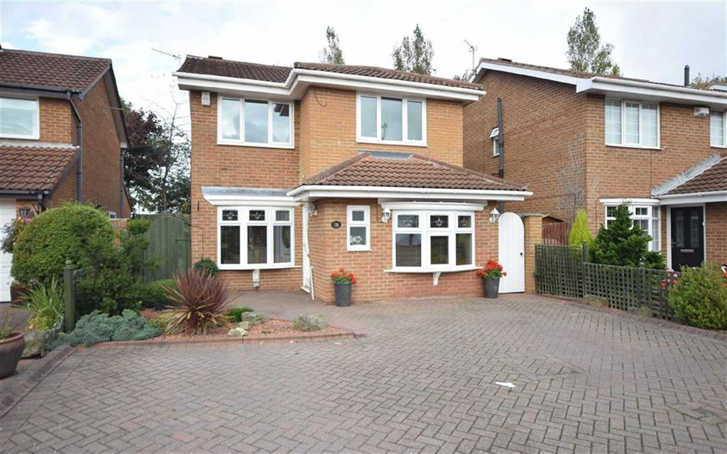 5 Bedrooms Detached House for sale in Prensgarth Way, South Shields