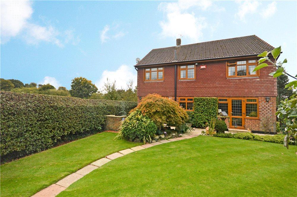 4 Bedrooms Detached House for sale in Scotton Street, Wye, Ashford, Kent