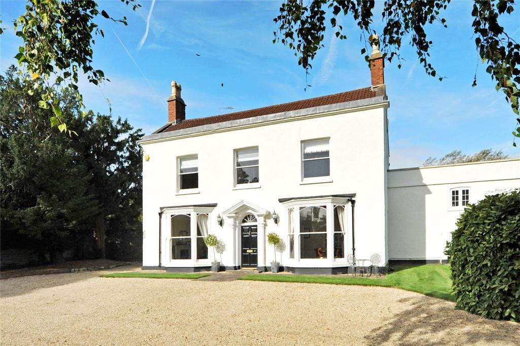 6 Bedrooms Detached House for sale in Oldbury Naite, Oldbury-on-Severn, South Gloucestershire, BS35