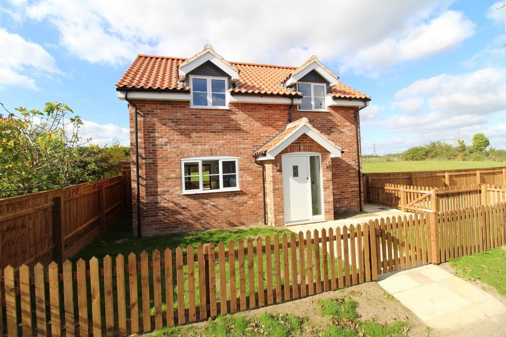 3 Bedrooms Detached House for sale in Blaxhall, Nr Woodbridge, Suffolk