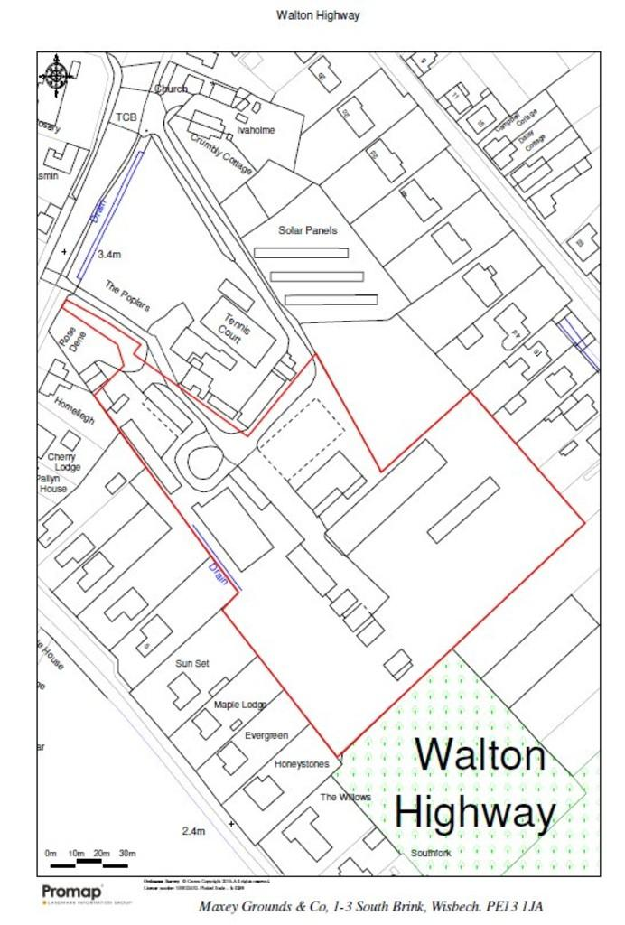 Land Commercial for sale in Lynn Road, Walton Highway