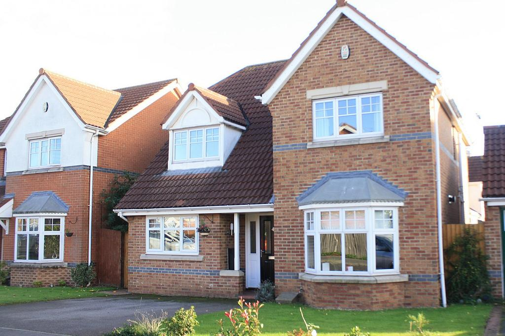 4 Bedrooms Detached House for sale in Palace Close, Norton, TS20
