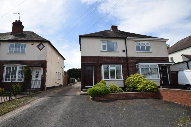 3 Bedrooms Semi Detached House for sale in Watling Street,(Off Leacroft Lane),Churchbridge