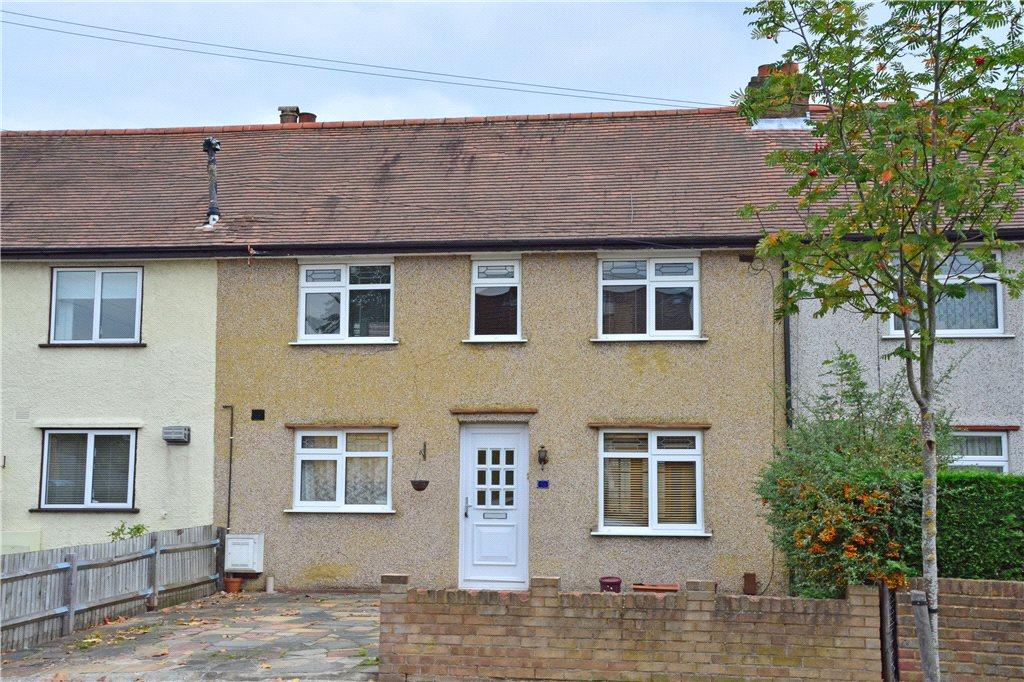 3 Bedrooms Terraced House for sale in Beaconsfield Road, London, SE9