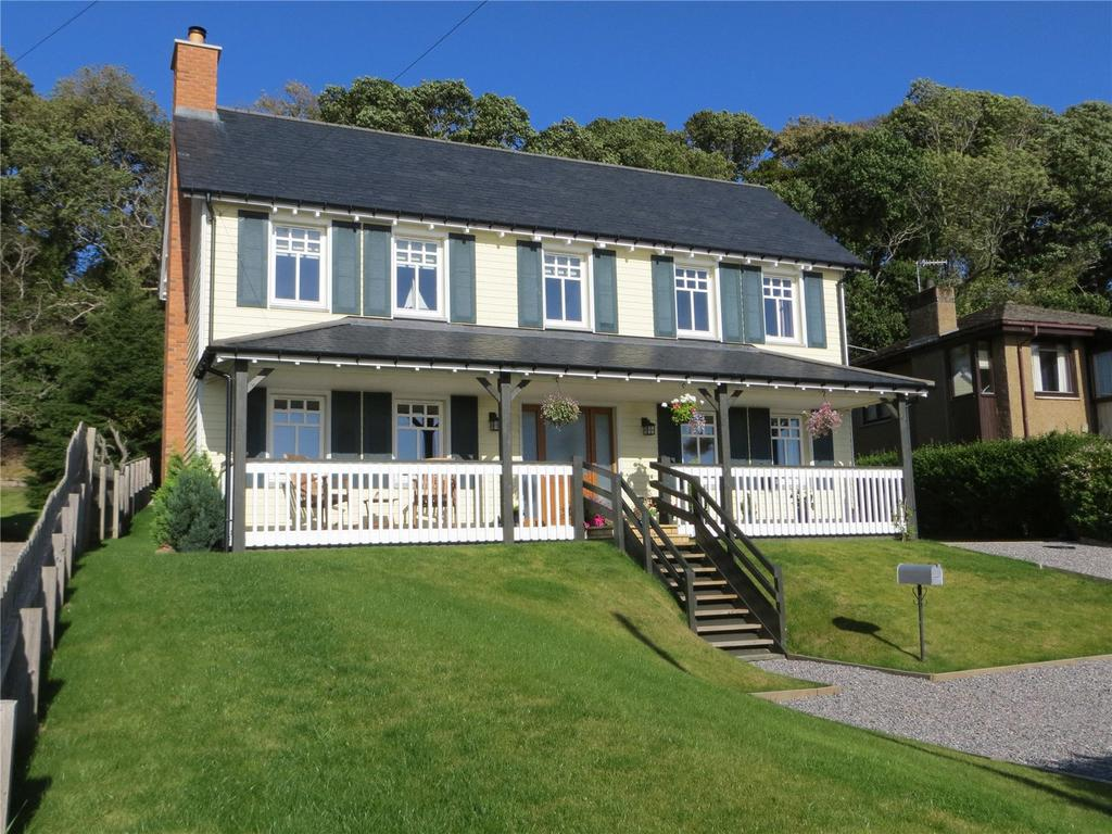 4 Bedrooms Detached House for sale in Oakleigh Road, North Kessock, Inverness