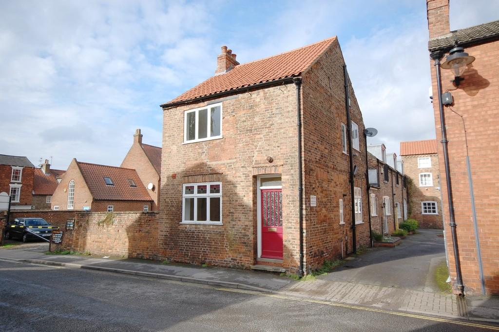 2 Bedrooms Town House for sale in Kidgate Mews, Louth