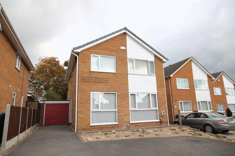 4 Bedrooms Detached House for sale in SWANMORE ROAD, LITTLEOVER