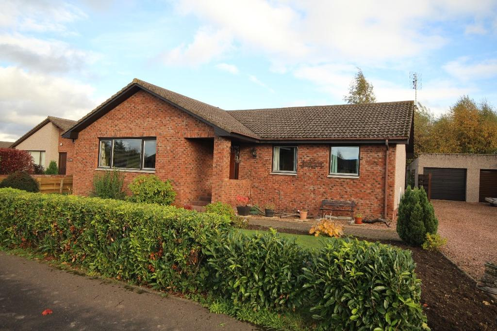 3 Bedrooms Detached House for sale in Armadale Crescent , Balbeggie , Perthshire, PH2 6EP