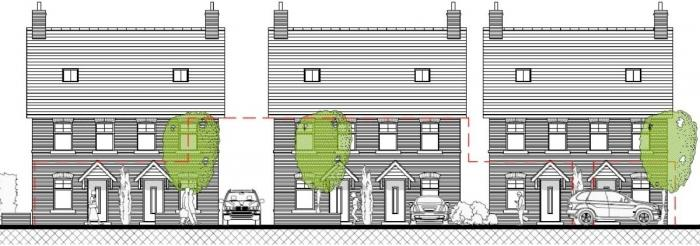 Land Commercial for sale in Wesley Road, Parkstone