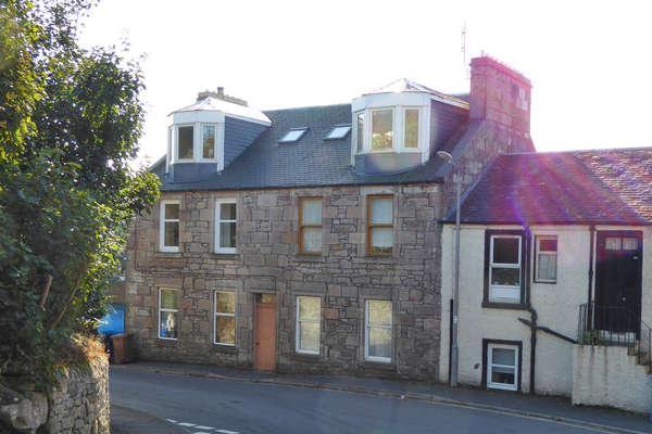 2 Bedrooms Flat for sale in 54E George Street, Millport, Isle of Cumbrae, KA28 0BQ