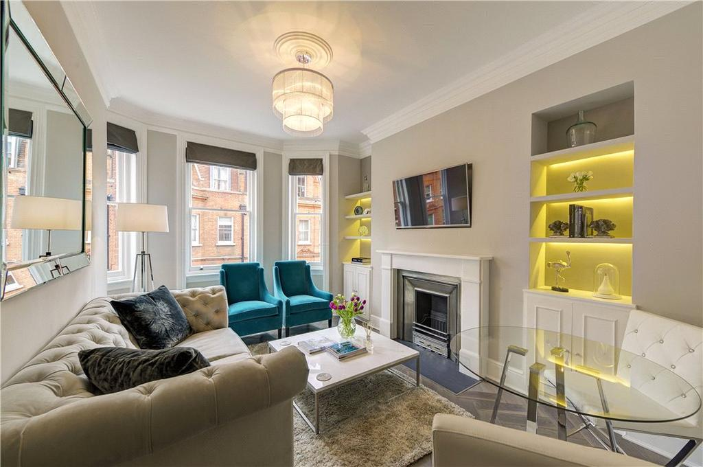 1 Bedroom Flat for sale in Draycott Place, Chelsea, London, SW3