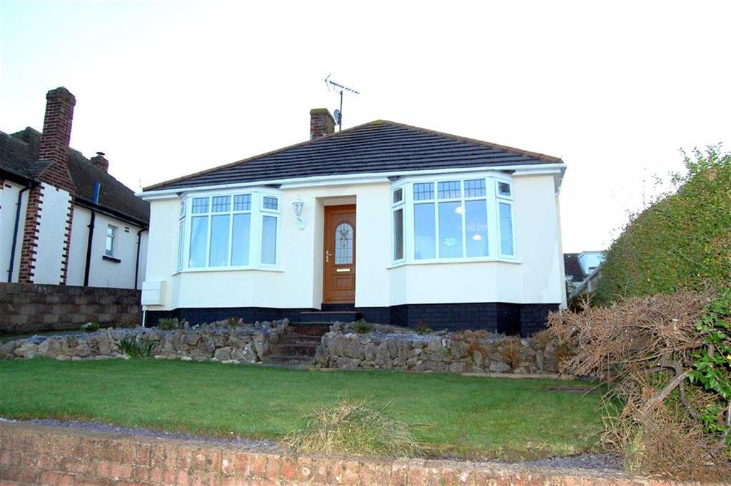 3 Bedrooms Detached Bungalow for sale in Cefn Y Bryn, Llanrhos, Llandudno, Conwy