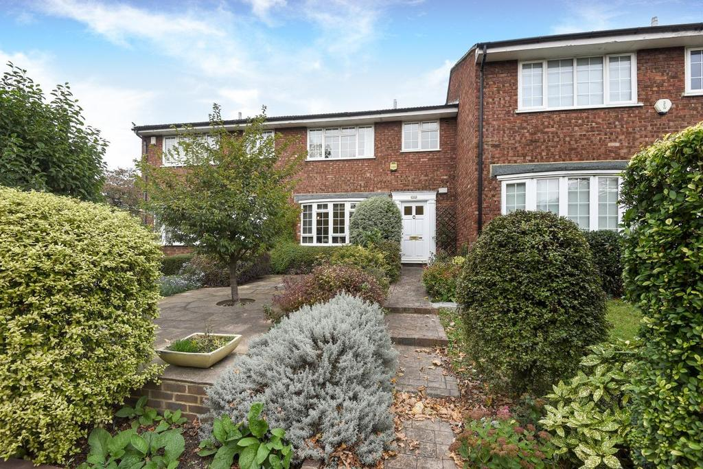 3 Bedrooms Terraced House for sale in Coombe Lane, Raynes Park
