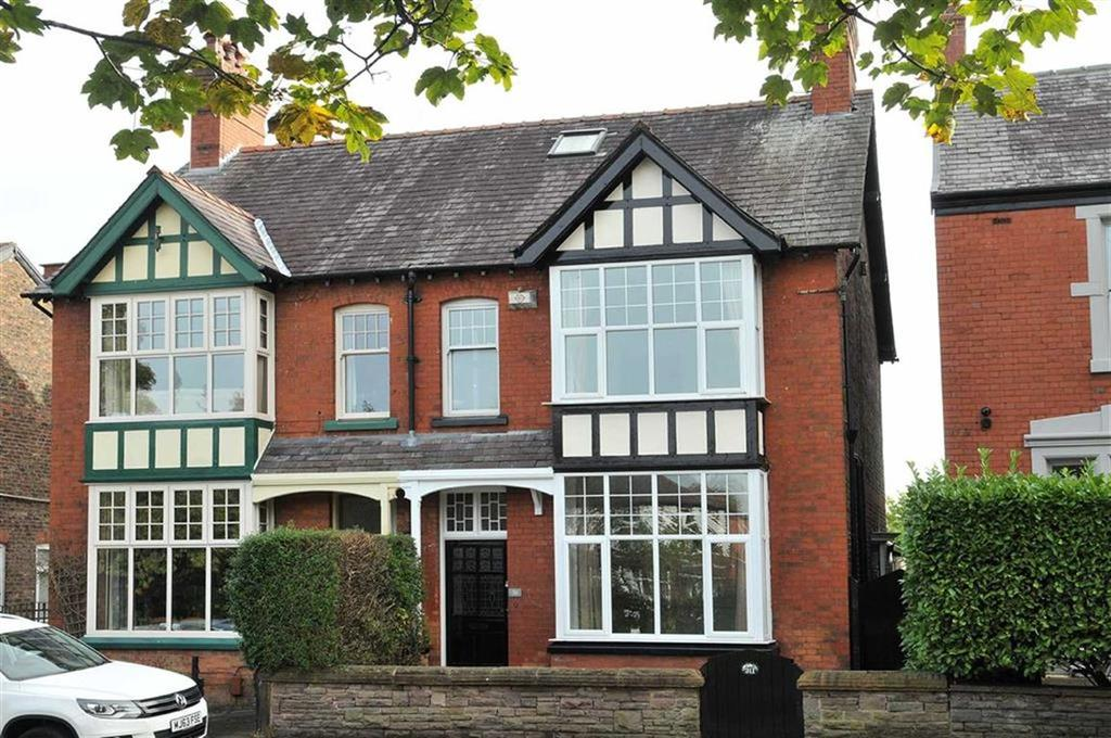 5 Bedrooms Semi Detached House for sale in Oxford Road, Macclesfield