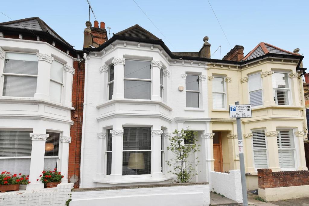 4 Bedrooms Terraced House for sale in Glendarvon Street, Putney, SW15