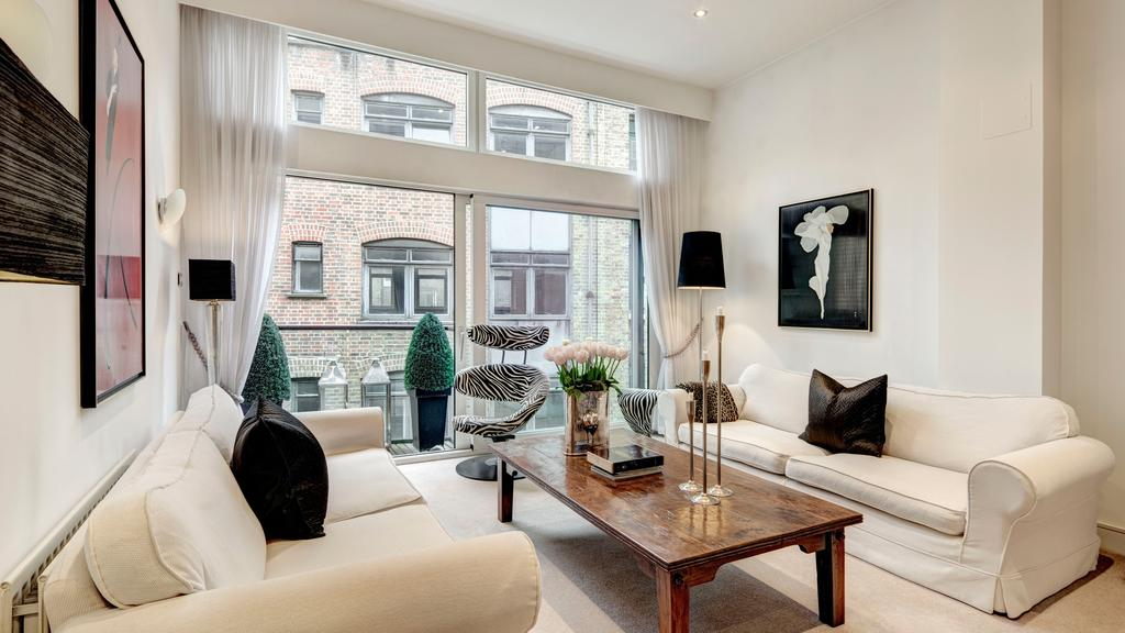 3 Bedrooms House for sale in Bourlet Close, London. W1W