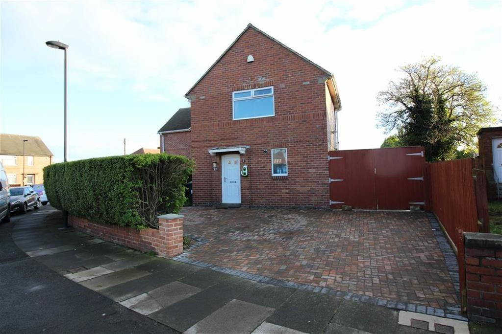 3 Bedrooms Semi Detached House for sale in Ilford Road, Wallsend, NE28