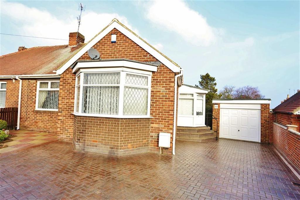 2 Bedrooms Semi Detached Bungalow for sale in Queen Alexandra Road, Grangetown, Sunderland, SR2