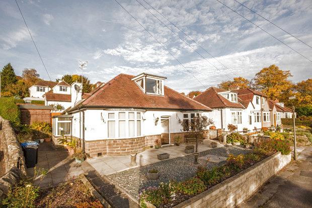 3 Bedrooms Detached Bungalow for sale in Woolley Road, Matlock, DE4