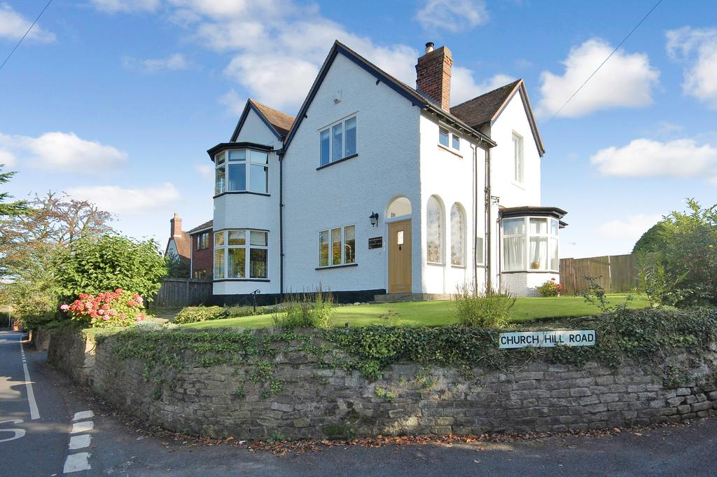 5 Bedrooms Detached House for sale in Stockwell Road, Tettenhall, WOLVERHAMPTON WV6