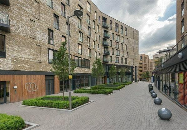 3 Bedrooms Flat for sale in Marine Wharf, Rotherhithe, London