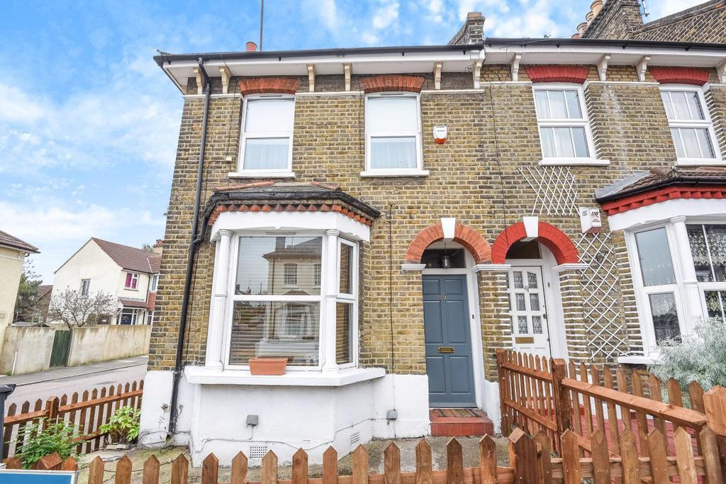 2 Bedrooms Terraced House for sale in Ellerdale Street, Lewisham, SE13