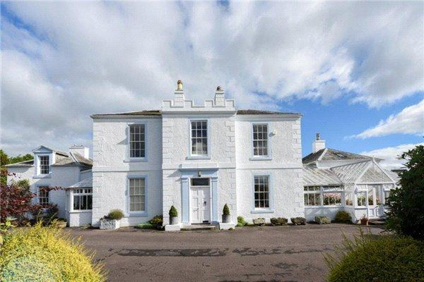 6 Bedrooms Detached House for sale in The Brae, St. Andrew Street, Castle Douglas, Dumfries and Galloway, DG7