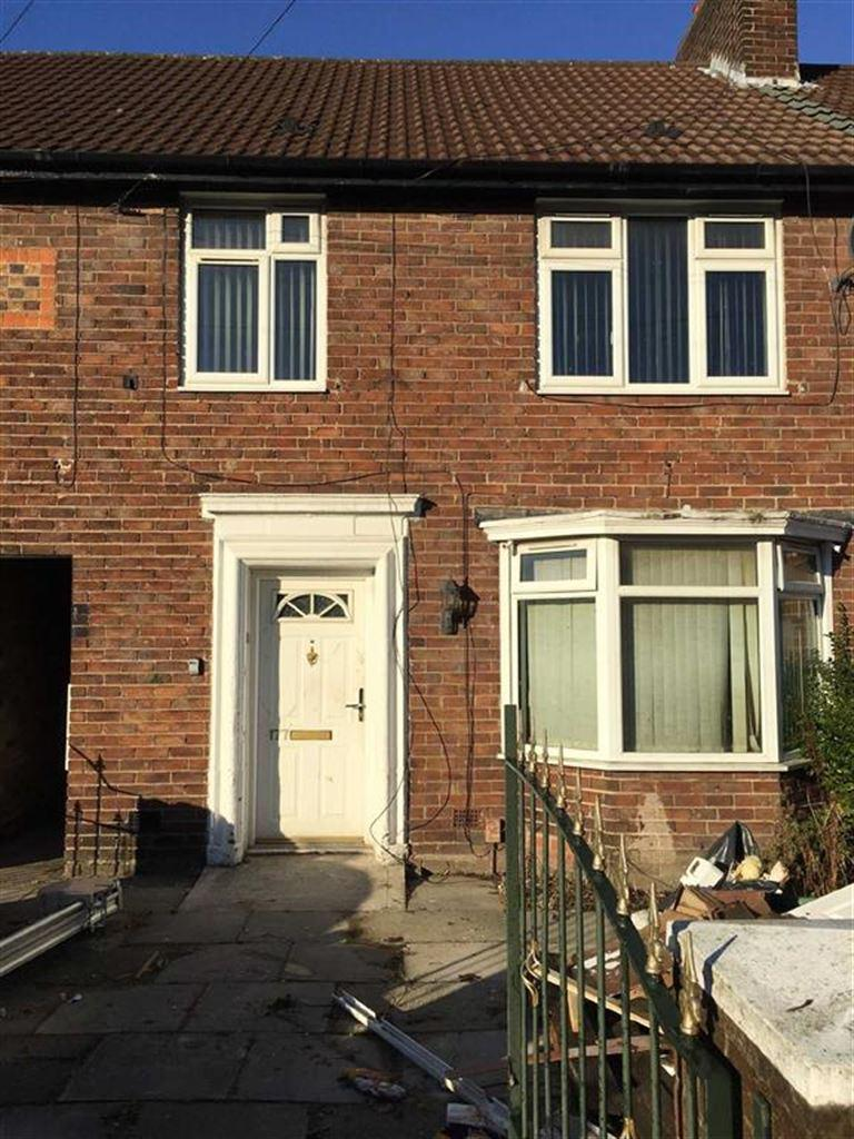3 Bedrooms Terraced House for sale in Page Moss Lane, Liverpool, Merseyside