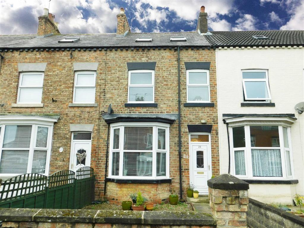 3 Bedrooms Terraced House for sale in Bondgate Green Lane, Ripon