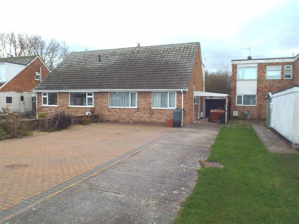 3 Bedrooms Semi Detached Bungalow for sale in Maple Drive, Burnham-on-Sea
