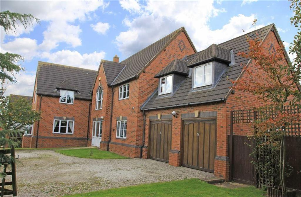 5 Bedrooms Detached House for sale in Breach Lane, Earl Shilton, Leicester
