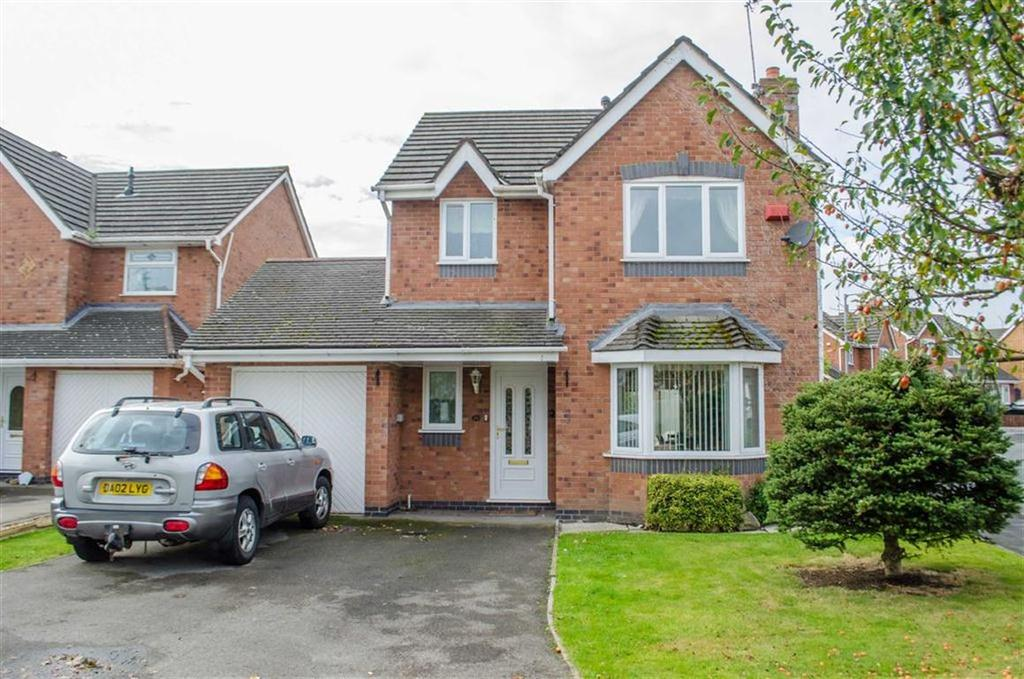 3 Bedrooms Detached House for sale in Cherry Dale Road, Broughton, Chester, Chester