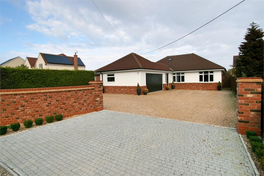 4 Bedrooms Detached Bungalow for sale in Maldon Road, Great Totham, MALDON, Essex