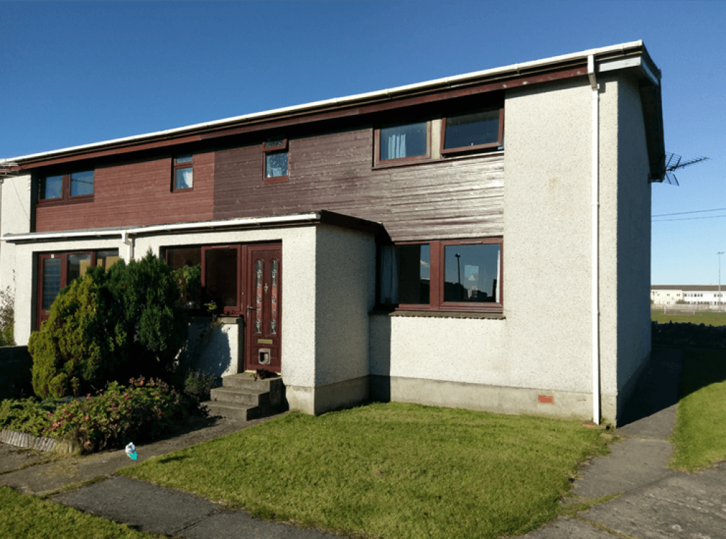 3 Bedrooms Semi Detached House for sale in 11 John Kennedy Drive, Thurso