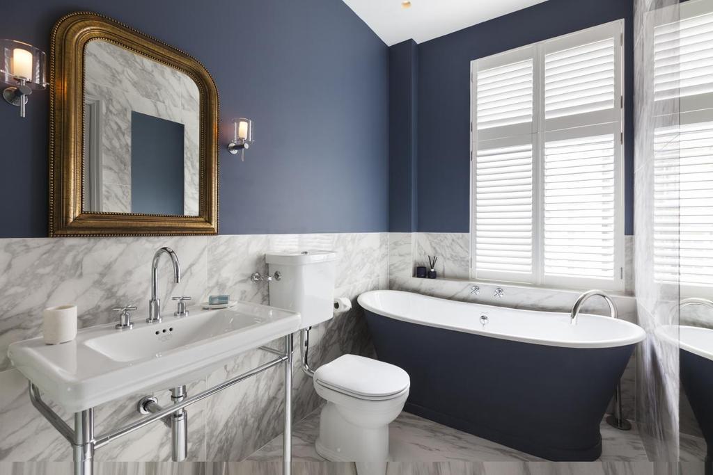 4 Bedrooms Flat for sale in Baker Street, Marylebone, NW1