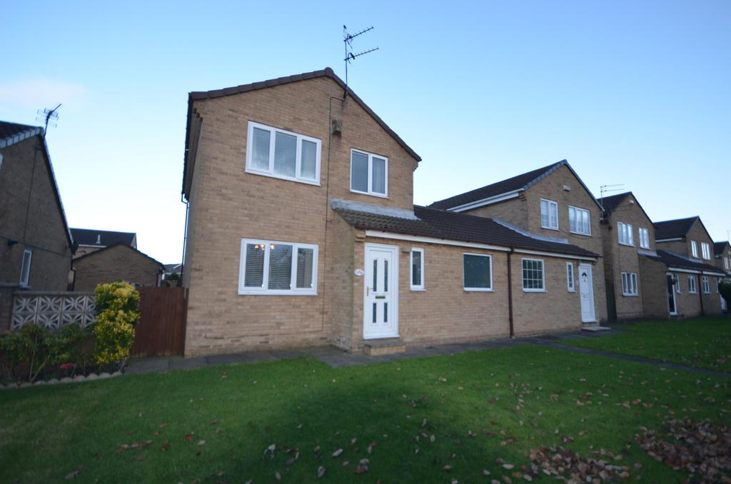 3 Bedrooms Link Detached House for sale in Wardley