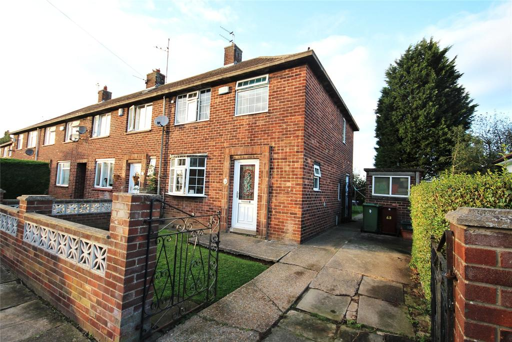 3 Bedrooms End Of Terrace House for sale in Sherwood Road, Grimsby, DN34