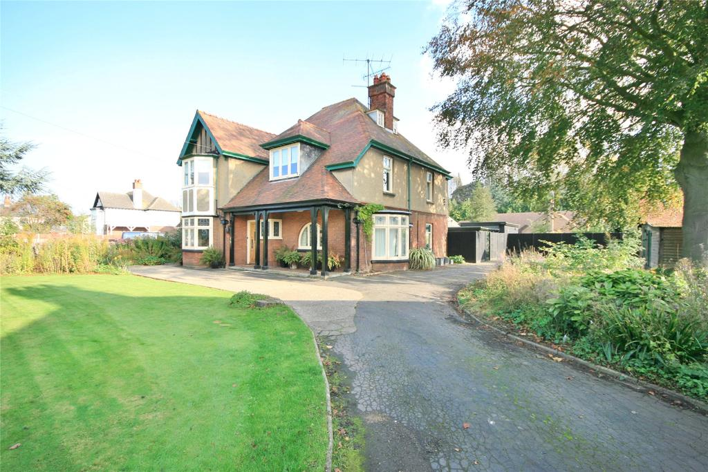 5 Bedrooms Detached House for sale in New Road, Sutton Bridge, PE12
