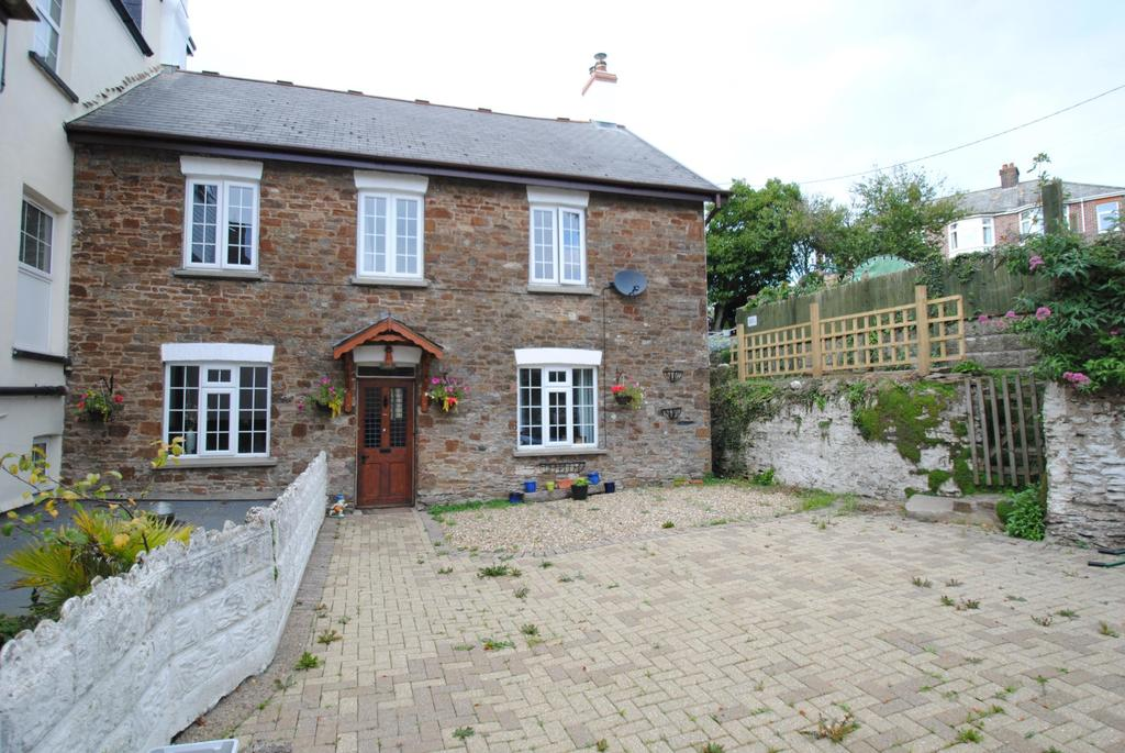 4 Bedrooms Semi Detached House for sale in Valley Lane, Combe Martin
