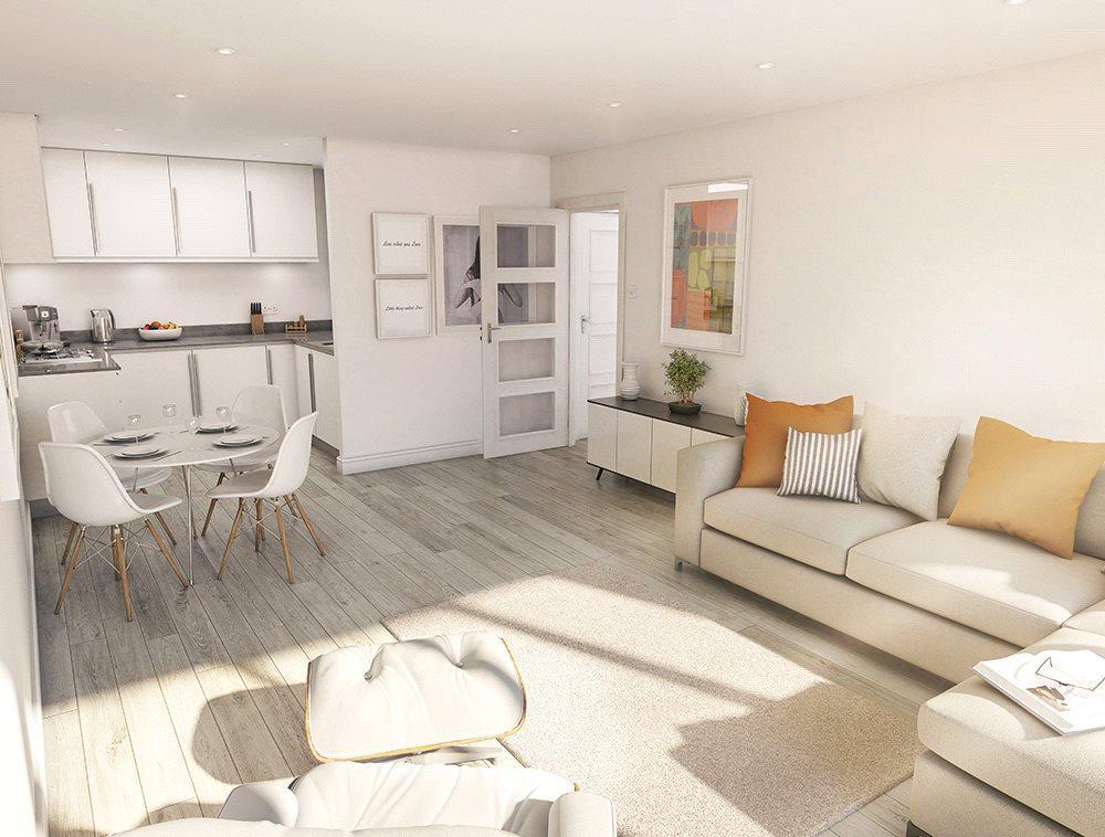 1 Bedroom Flat for sale in One Horsham Gates, North Street, Horsham, West Sussex, RH12