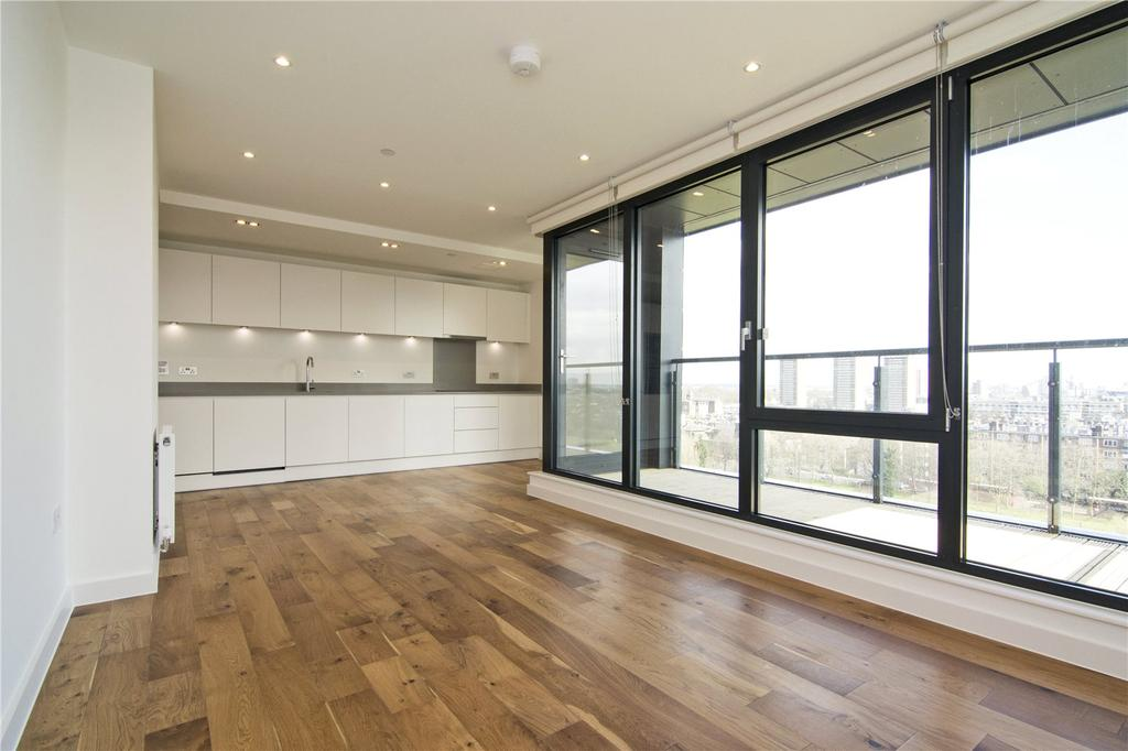 3 Bedrooms Flat for sale in Titanium Point, 24 Palmers Road, Bethnal Green, London, E2