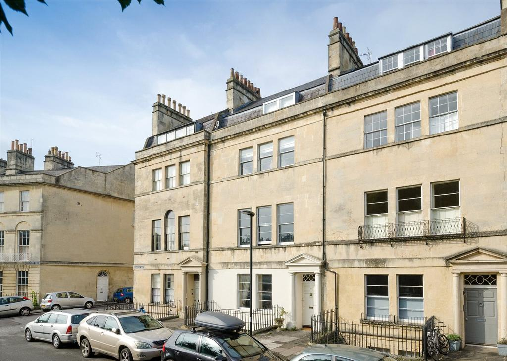 5 Bedrooms Terraced House for sale in Beaufort East, Bath, BA1