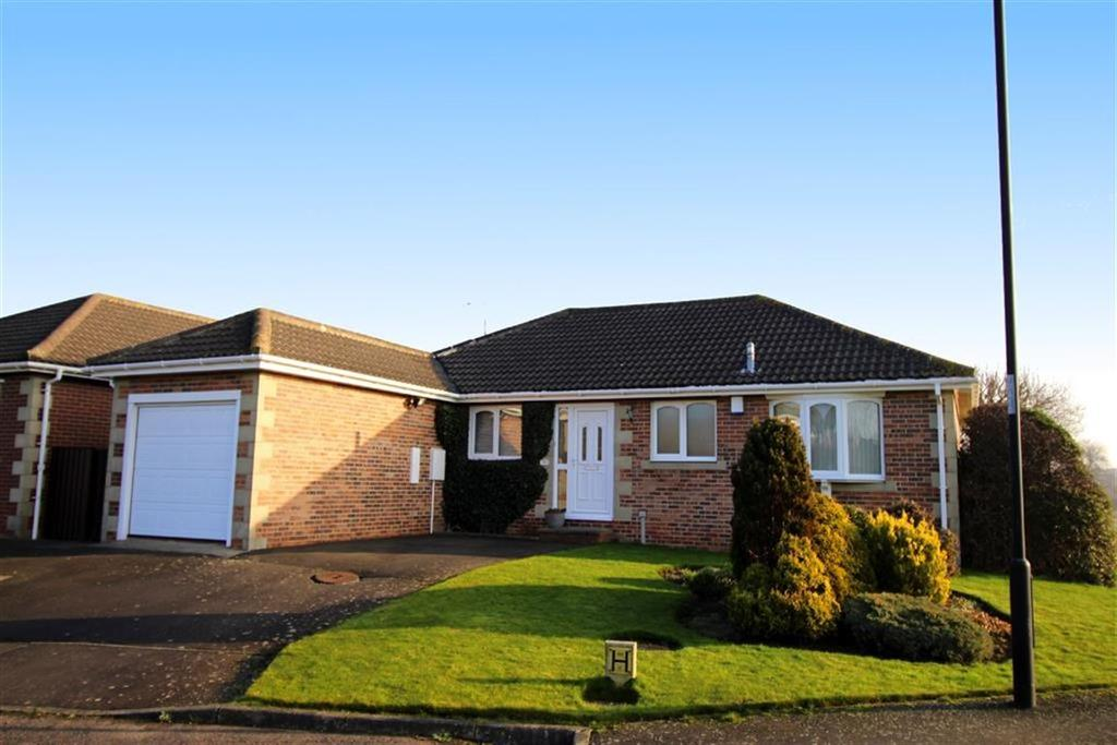 3 Bedrooms Detached Bungalow for sale in Russell Square, Newcastle Upon Tyne, NE13