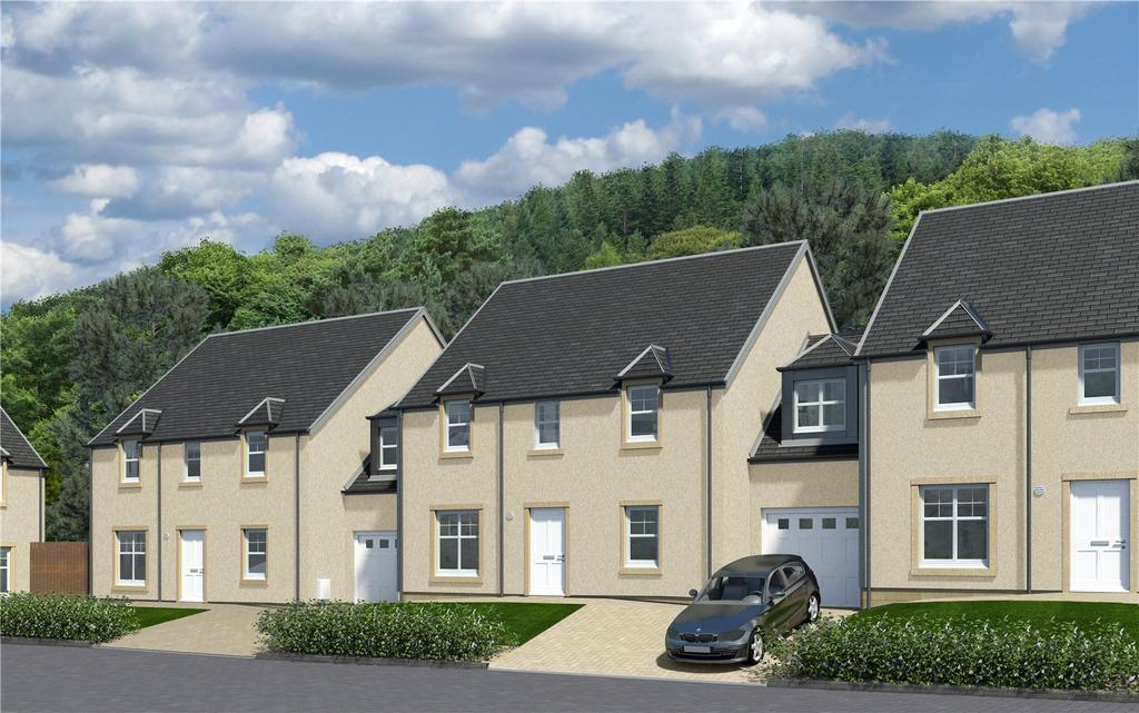 5 Bedrooms Mews House for sale in House 13 Caddon Mews Hydro Gardens, Innerleithen Road, Peebles, EH45