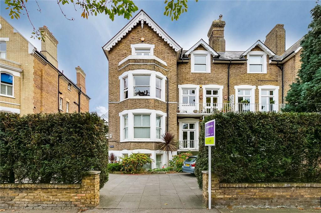 2 Bedrooms Flat for sale in Kew Road, Richmond, Surrey