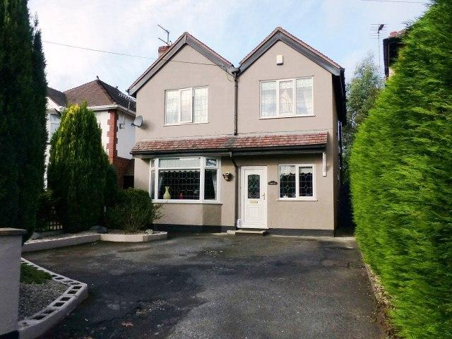 4 Bedrooms Detached House for sale in Hilton Lane,Great Wyrley,Staffordshire