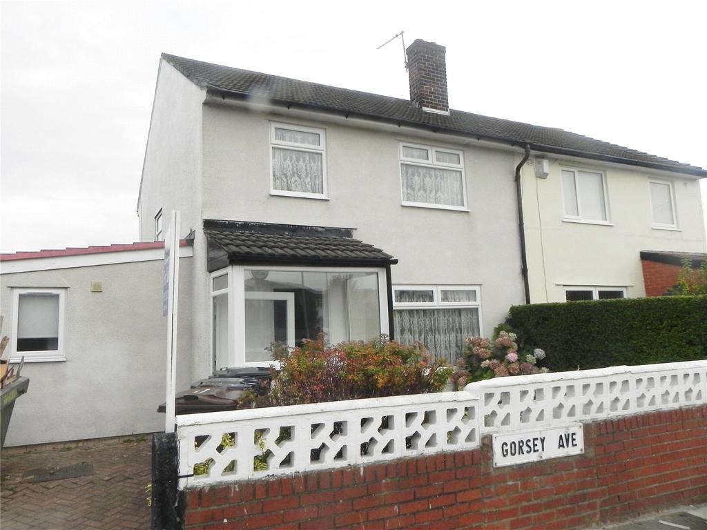 3 Bedrooms Semi Detached House for sale in Gorsey Avenue, Netherton, L30