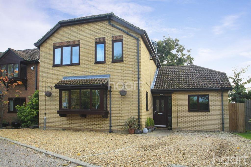5 Bedrooms Detached House for sale in Rectory Leys, Offord D'arcy