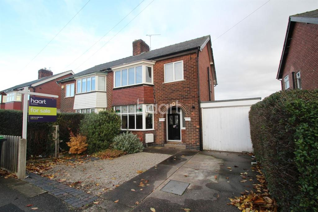 4 Bedrooms Semi Detached House for sale in Farleys Lane, Hucknall
