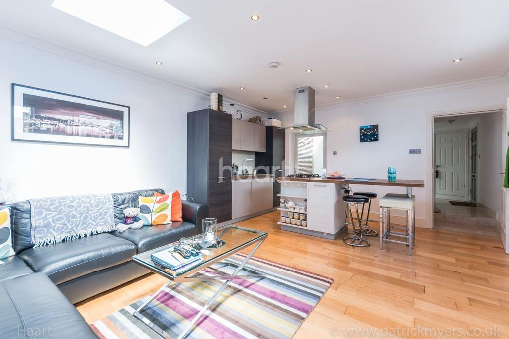 2 Bedrooms Flat for sale in Crystal Palace Road, East Dulwich, London, SE22